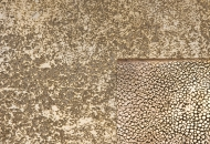 Shagreen ripple Grassello