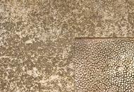 Shagreen ripple Grassello