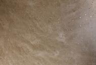 Polished plaster Alabastor with Mica