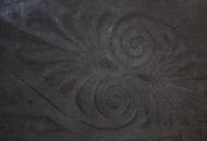 Antique architectural pattern