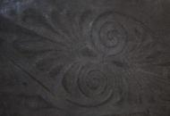 Antique architectural pattern