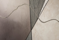 Faceted finishes