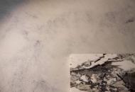 Broken Grassello marble