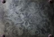 Indented stencil