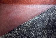 Granite fossil finish